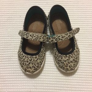 Toms Kids Mary Janes